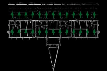 vertical tillage machine